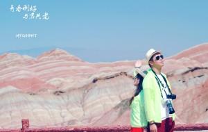 【信阳图片】#消夏计划#(含视频)2015.7青海湖大环线-青春刚好,与君共老