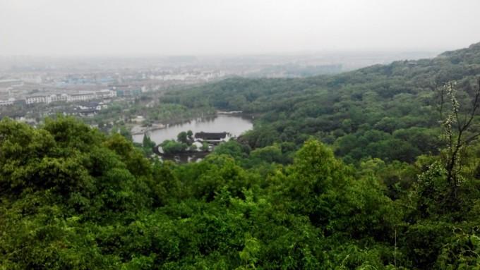 2015 张家港 金港镇 香山公园