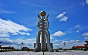 【绥芬河图片】#消夏计划#趁还能跑得动,到祖国最东、最北、的地方去!