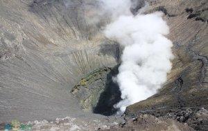 【布罗莫火山图片】#花样游记大赛#【东爪哇】布罗莫火山的梦幻美景