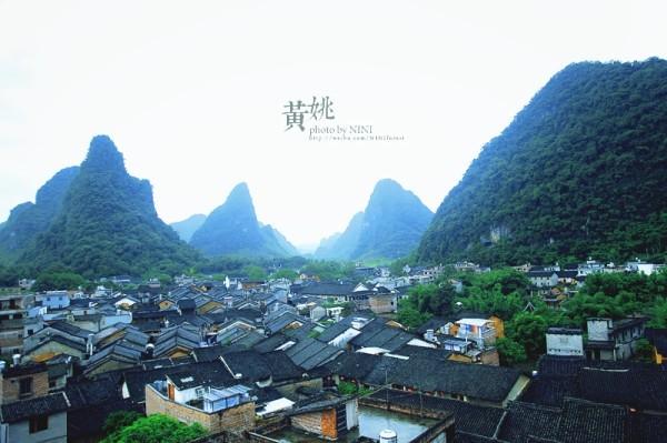 桂林山水微信图片大全