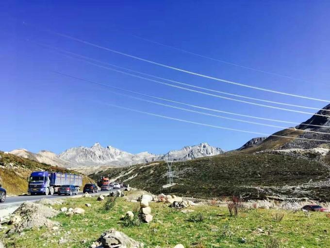 川藏线318国道之新都桥·理塘·巴塘
