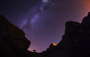 【乌尔禾图片】【我的夜空幻想日记簿】------那年夏天,北疆寻梦
