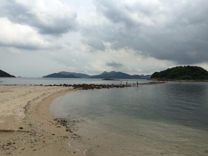 寻访香港的海滩:马鞍山乌溪沙,西贡桥咀岛,香港旅游