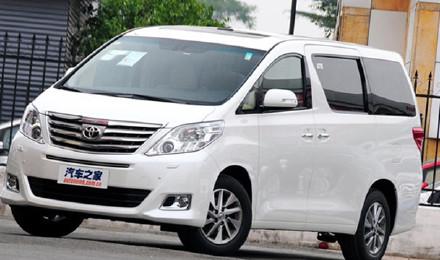 【巴厘岛包车】豪华商务车丰田埃尔法包车服务(印尼司机 中文助理)