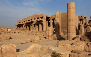 【埃及图片】令人敬畏的巨大神庙--卡纳克神庙