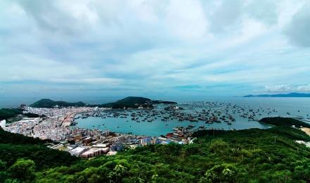 【广州出发】阳江海陵岛黄金海岸,保利十里银滩,闸坡大角湾,红树林