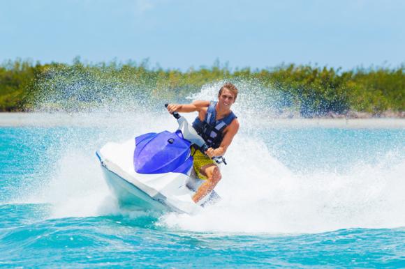 【巴厘岛南湾水上运动】香蕉船+甜甜圈+水上摩托(惊险