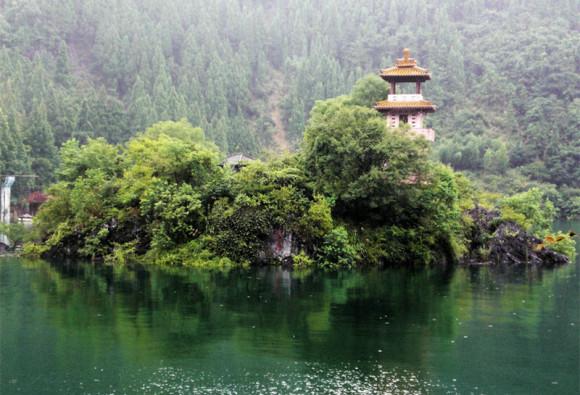 杭州千岛湖好运岛景区电子票(含船票,即买即用)