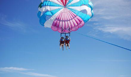 【丰富水上项目】巴厘岛南湾水上活动 香蕉船 降落伞