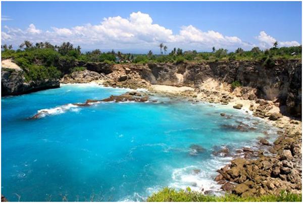 拥抱蔚蓝——巴厘岛 蓝梦岛航海亲水一日游