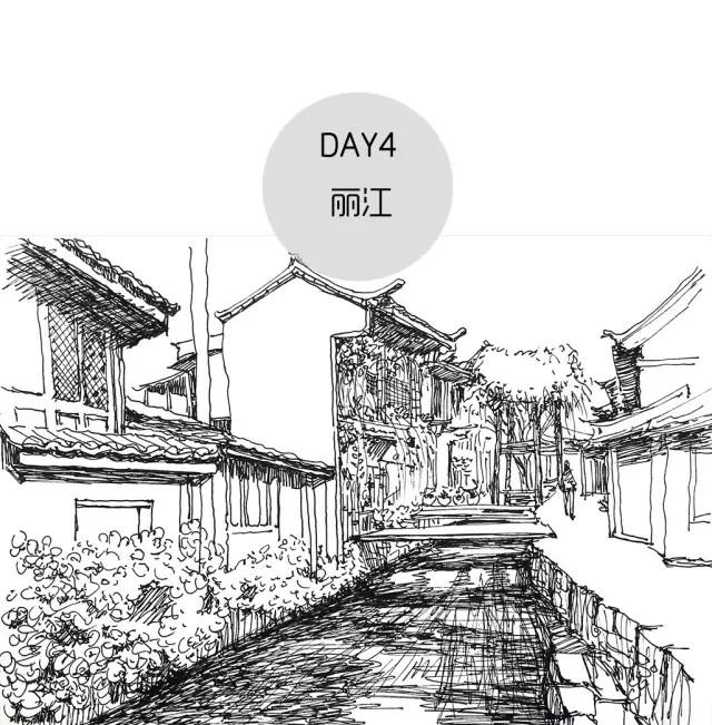 丽江古城,不管什么时候都是人潮涌动,繁华程度不亚于大都市.图片