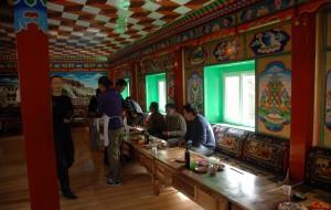 【盐井图片】一次说走就走的滇藏自驾之旅——第一站:芒康纳西民族村(未完待续)