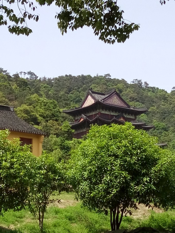 5.4宁波北仑九峰山(瑞岩景区 )