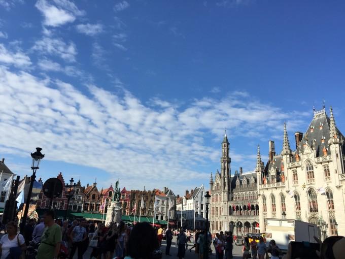 华丽的冒险—欧洲14天比利时法国荷兰 比利时深度游!图片