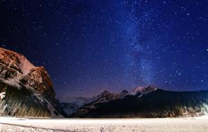 【温哥华图片】【加拿大】冰雪相伴,探寻落基山脉的冬季赞歌!