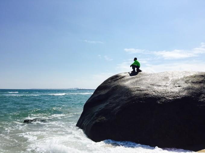 汕尾红海湾~风车岛~金町湾自驾游10月