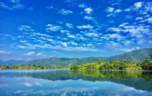 【河源图片】【碧水蓝天,万绿湖两天一夜露营当岛主】