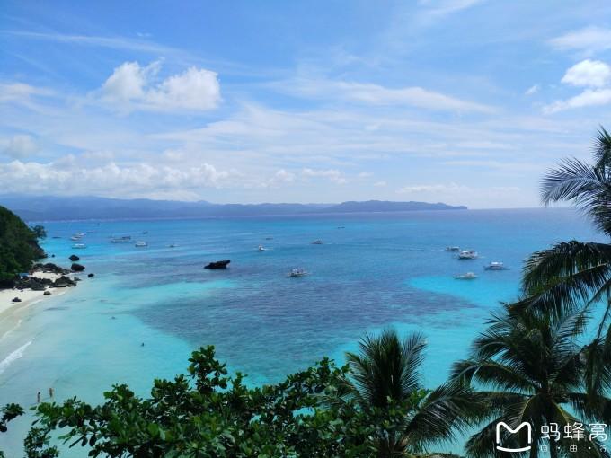 难忘的白沙滩 菲律宾长滩岛 亲子7日游