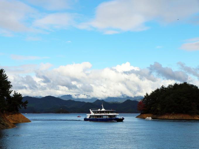 千岛湖:狮城的千年穿越