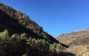 【黑水图片】金秋之旅—达古冰川—奶子沟