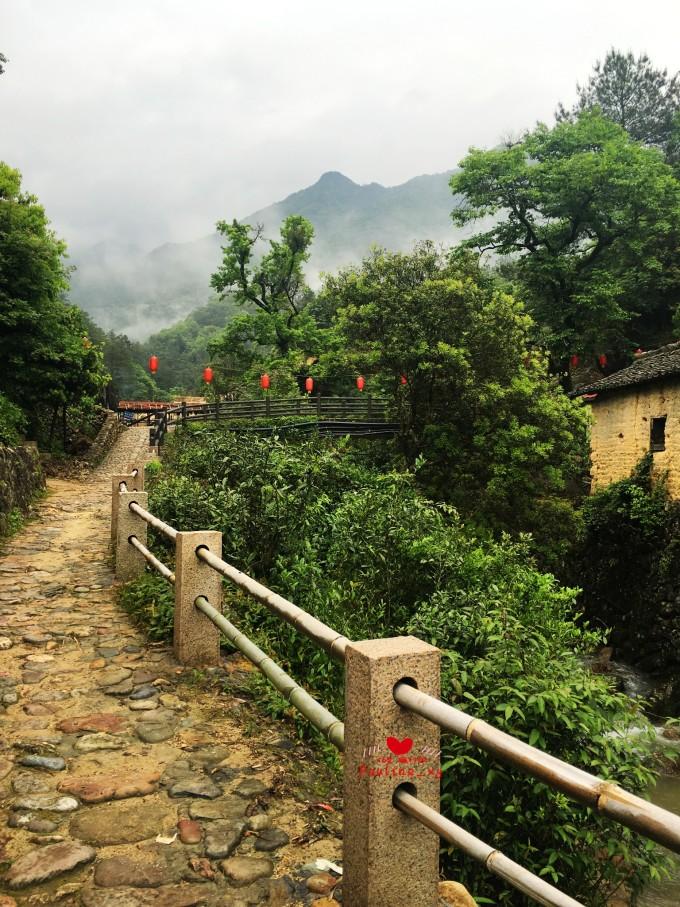 丽水——东西岩风景区 云和梯田 下樟村