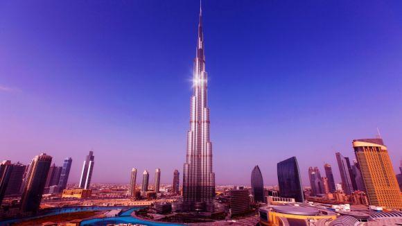 【世界第一高楼】迪拜哈利法塔电子票(124层/148层