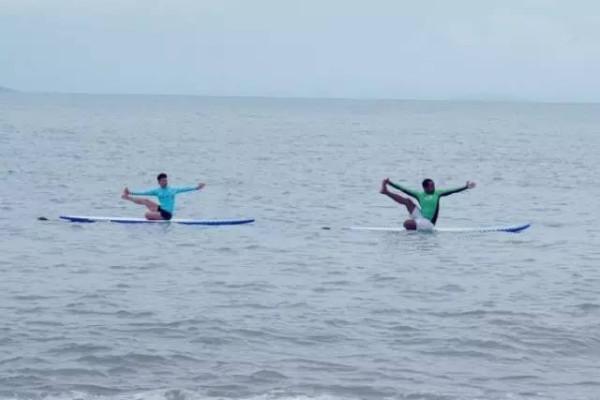 东南亚地区旅游 兰卡威旅游攻略 神会玩   会走路的鱼,深海瑜伽,你不