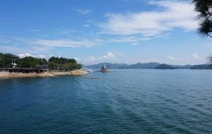 【富阳图片】长假休闲篇一逛富春桃源、游千岛湖、访龙门古镇
