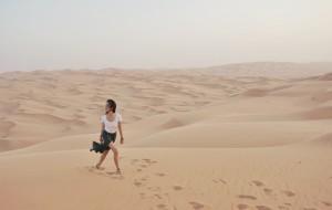 【阿布扎比图片】【许多唐看世界】阿联酋——沙漠中的奇迹国度 (迪拜、阿布扎比、里瓦沙漠6日游)