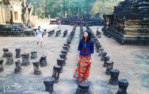 【琅勃拉邦图片】逃婚到东南亚,柬埔寨邂逅一个他!(20天6000元的柬、老、泰自驾游)