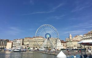 【马赛图片】【在南法遇到爱】2016年9月南法马赛,马赛峡湾,cassis,蒙彼利埃,巴黎