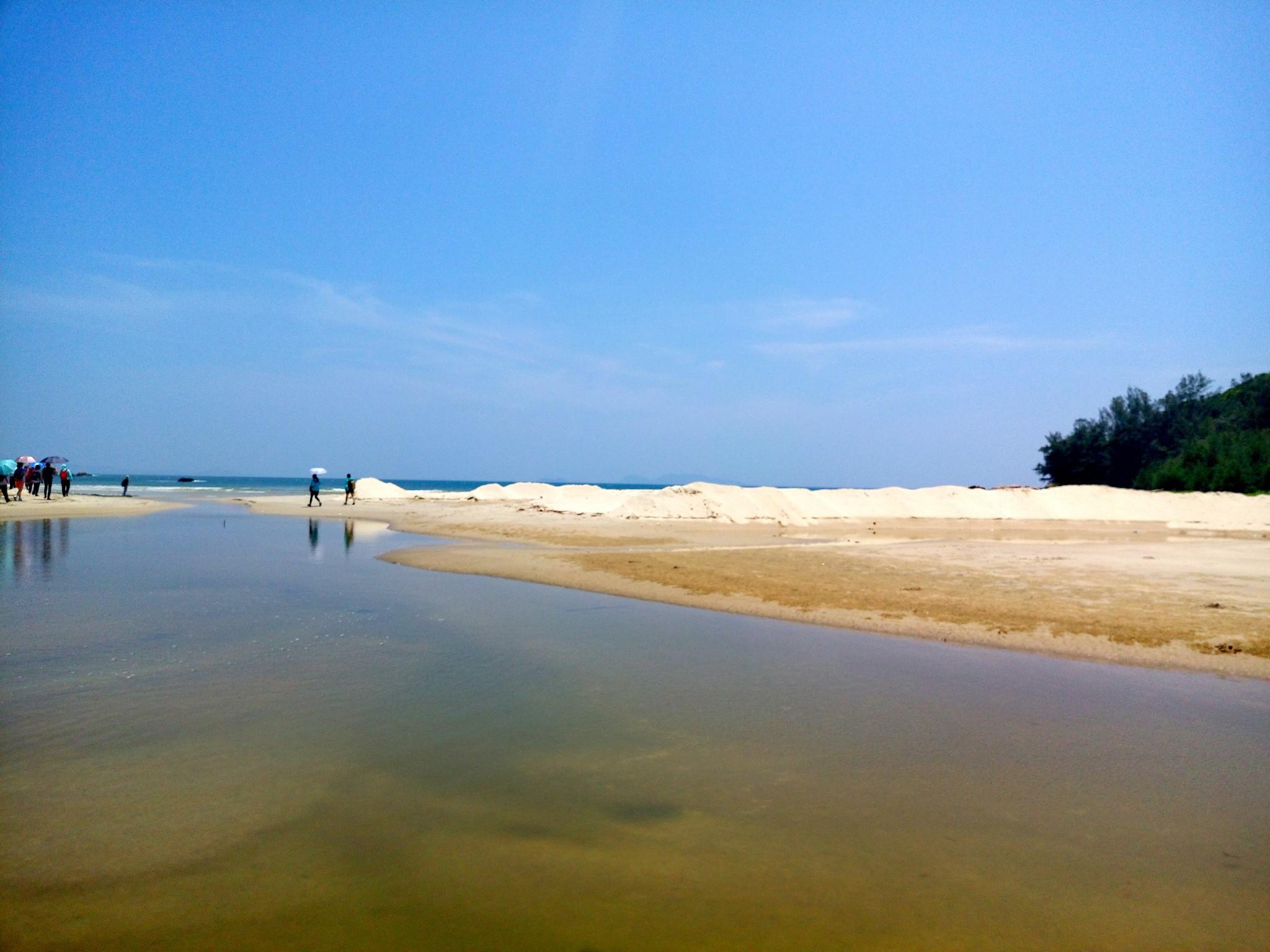 惠州15公里徒步狮子岛~捡贝壳~赏海景