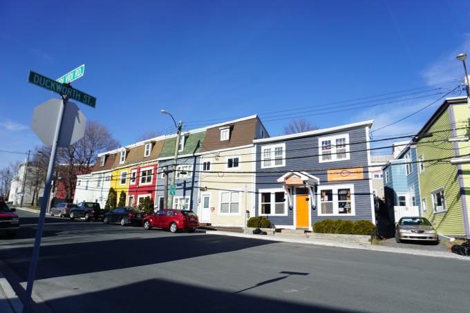 美洲 加拿大 纽芬兰与拉布拉多省 圣约翰斯市 - 西部落叶 - 《西部落叶》· 余文博客