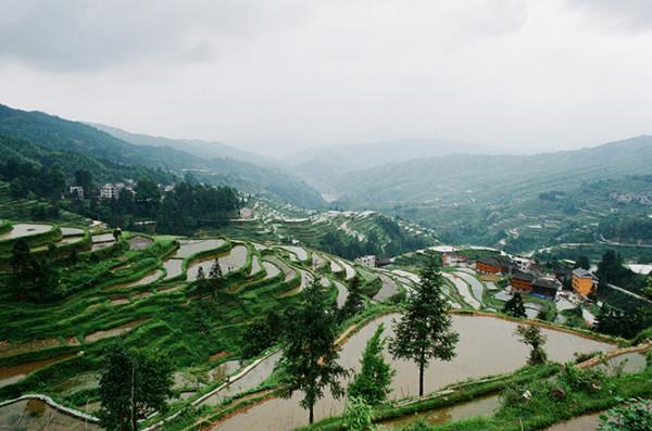 一个游客眼中的侗寨生活