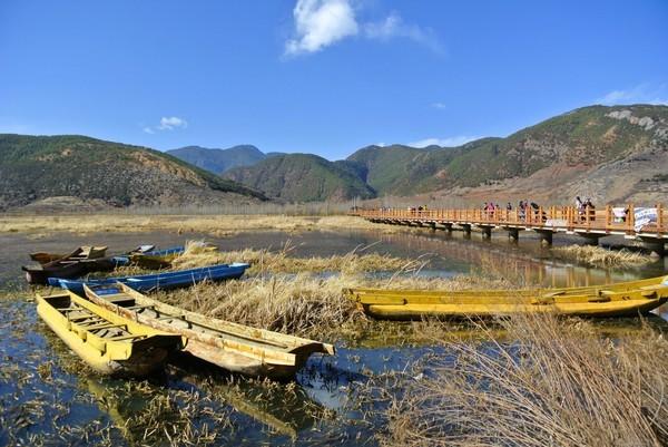 麗江周邊風景區